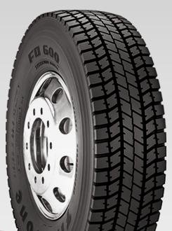 FD600 Tires